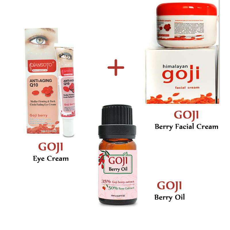 Goji Cream experiencias