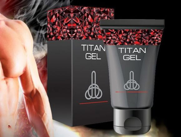 titan gel ingredienti