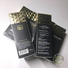 Titan Gel Gold foro